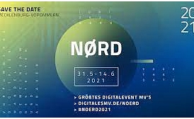 Save the date: NØRD 2021